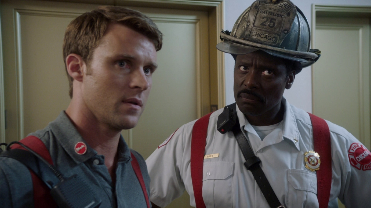 Chicago Fire: Another Way In