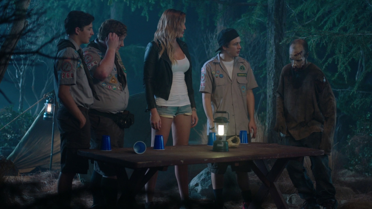 Scouts Guide To The Zombie Apocalypse: Flip Cup