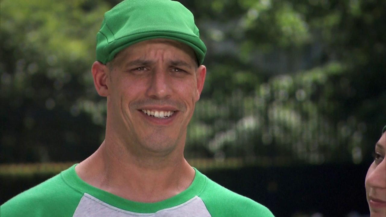 The Amazing Race: My Tongue Doesn't Even Twist That Way