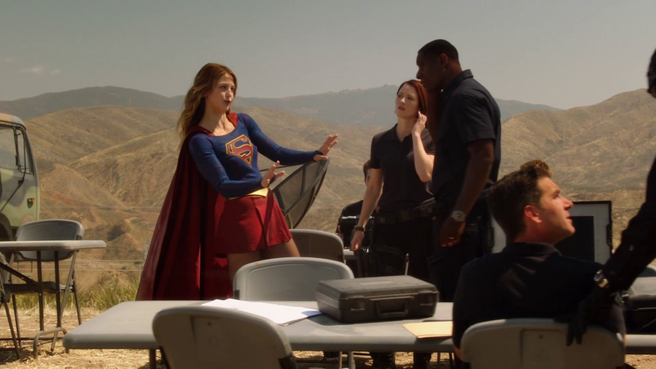 Supergirl: It's Cool, We'll Find Our Thing