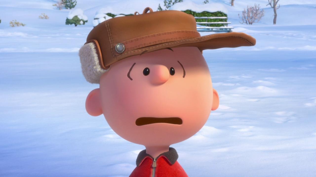 The Peanuts Movie: New Kid