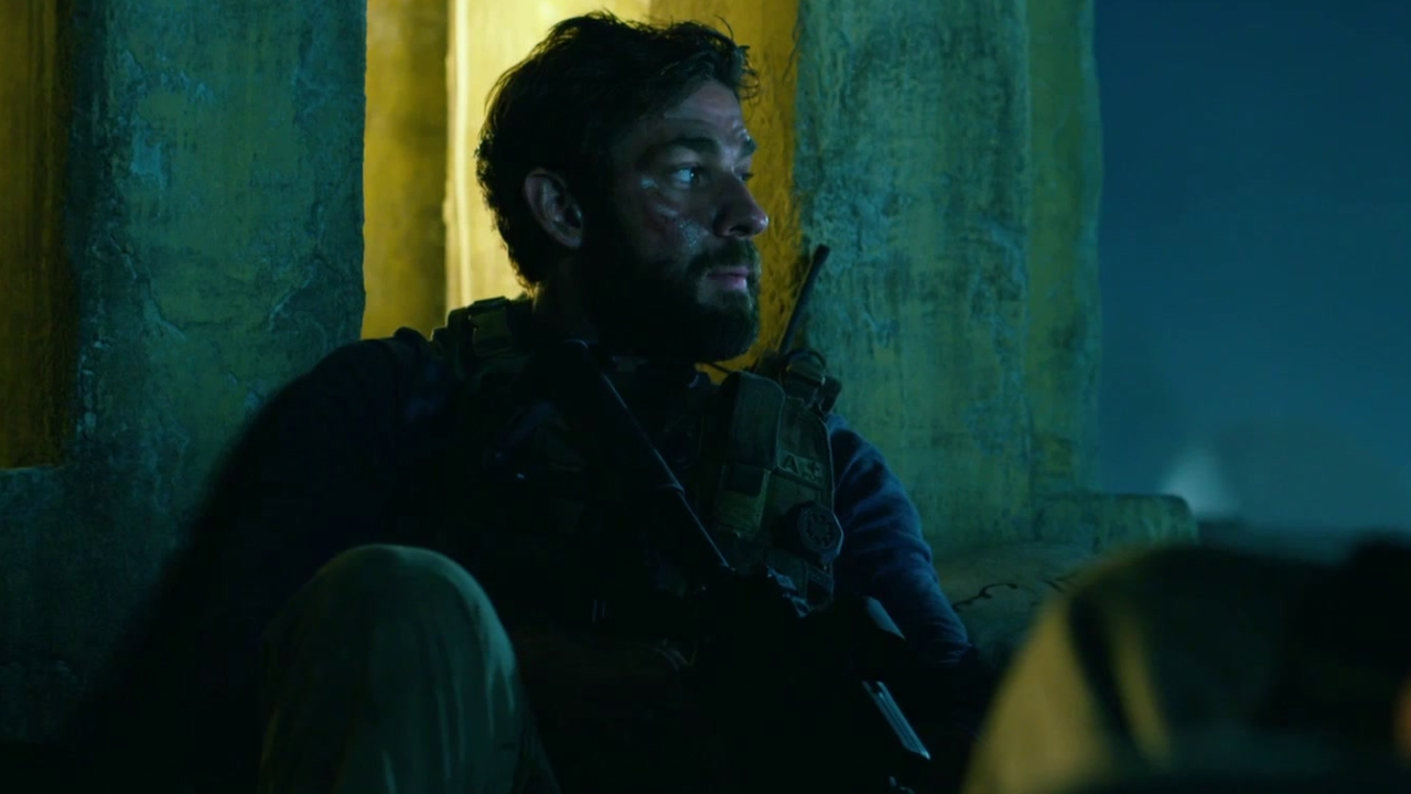 13 Hours: The Secret Soldiers Of Benghazi (Red Band Trailer)