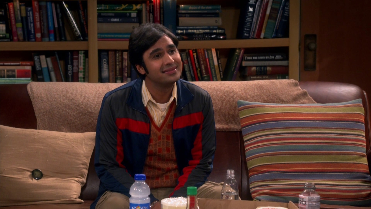 The Big Bang Theory: The Spock Resonance