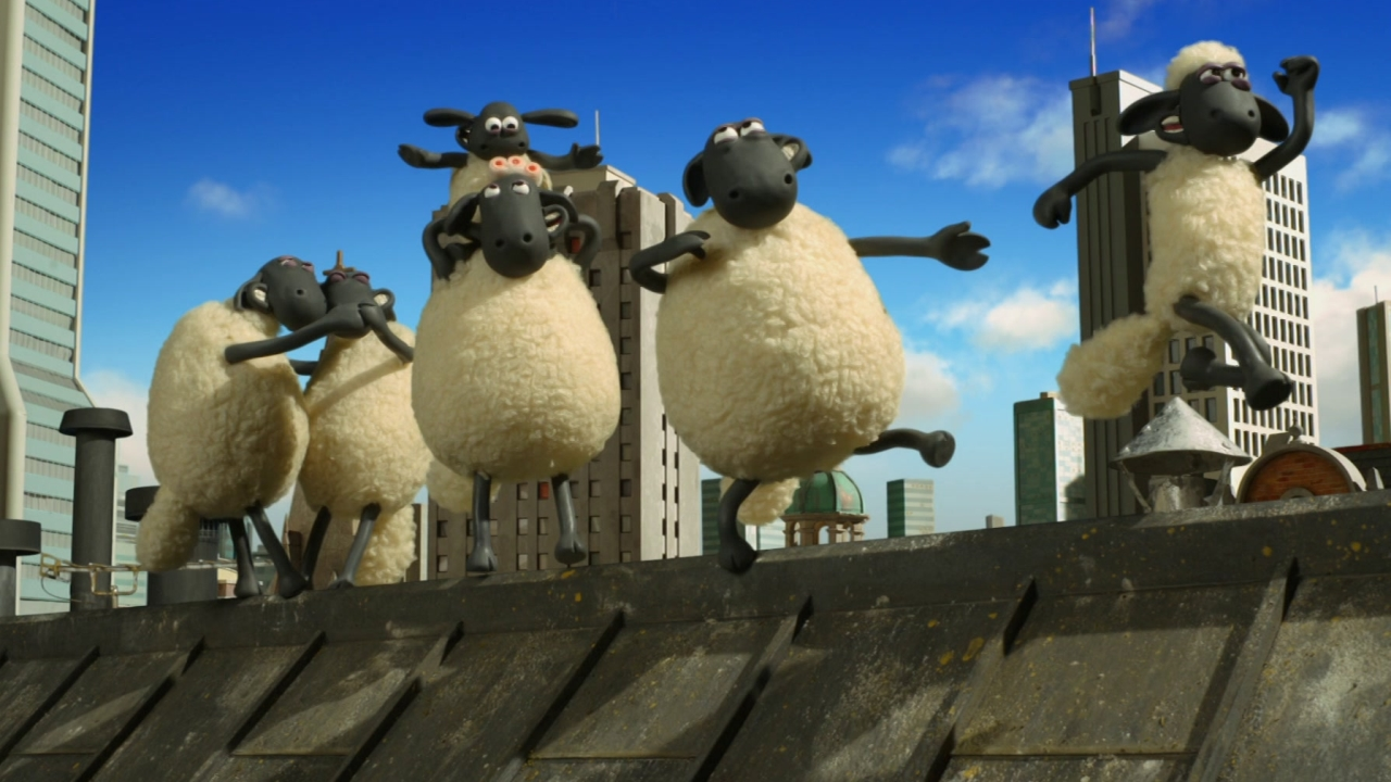 Shaun The Sheep: Having Fun