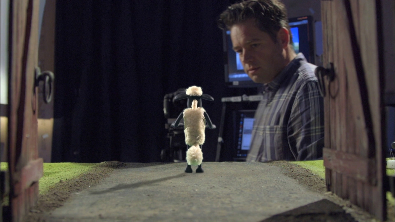 Shaun The Sheep: Andy Symanowski