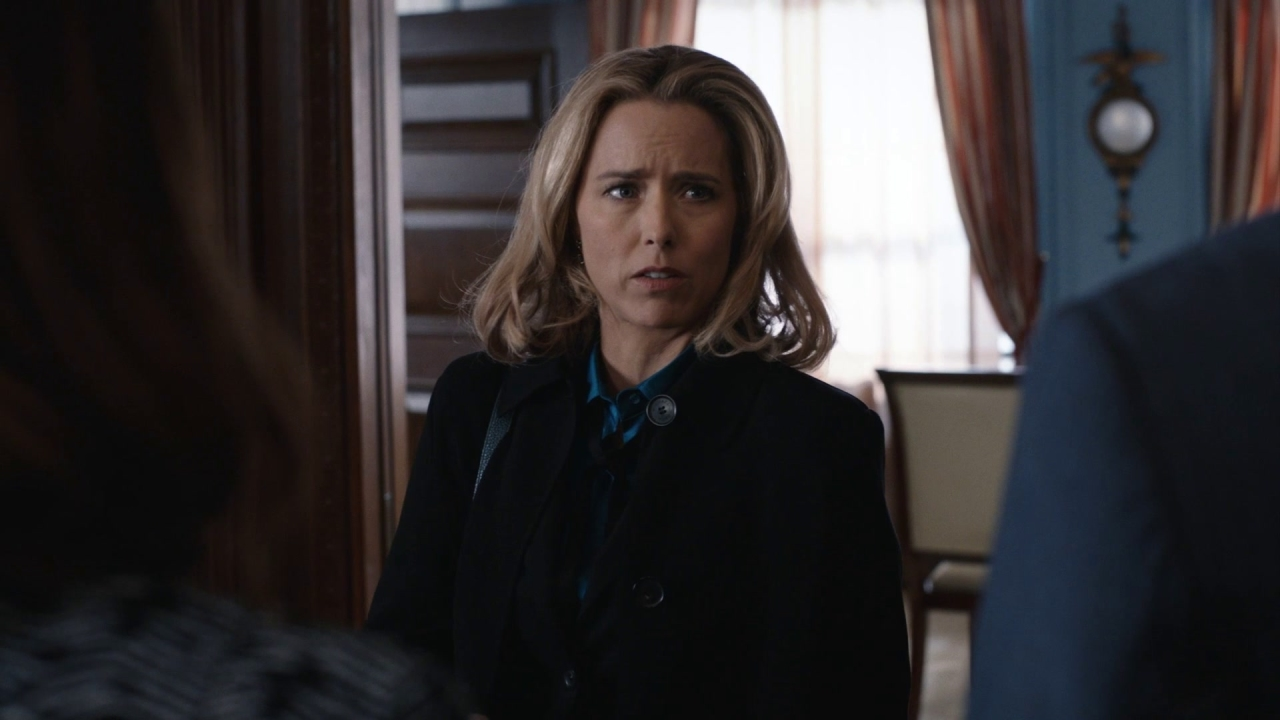 Madam Secretary: Catch And Release