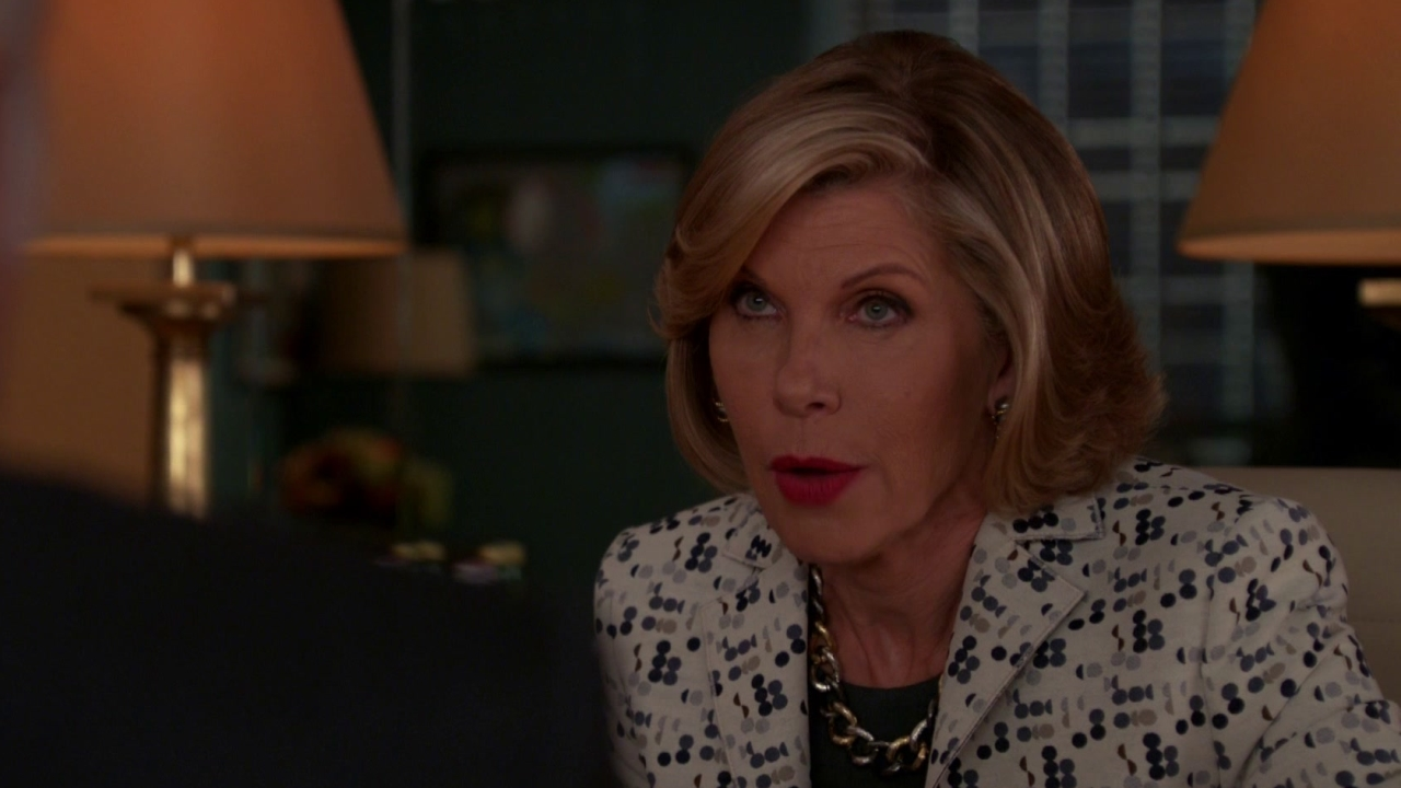 The Good Wife: Dipping