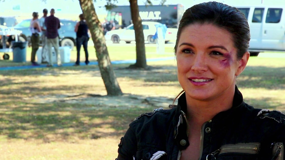 Heist: Gina Carano On Her Character