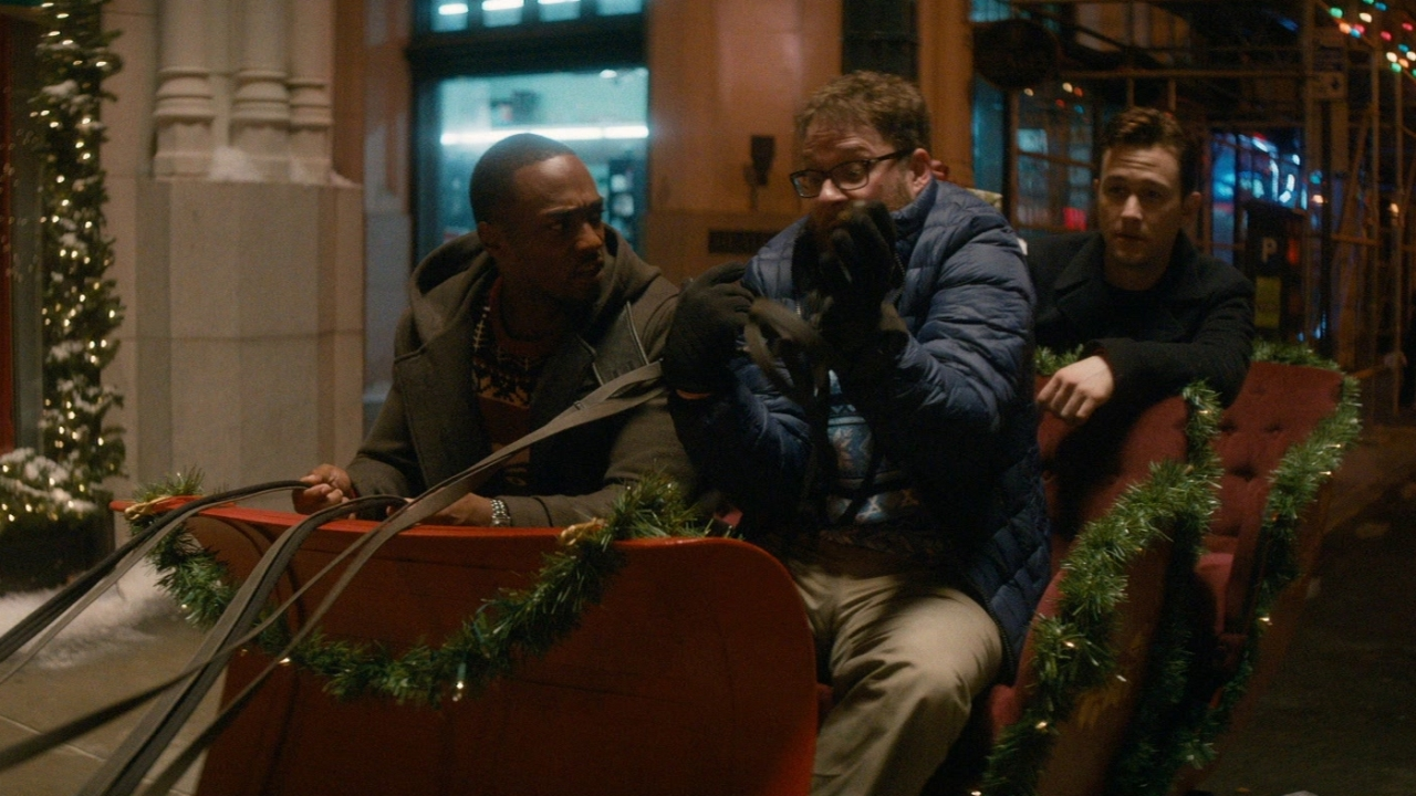 The Night Before: Sleigh Ride