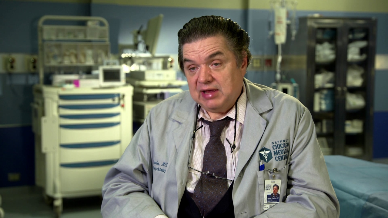 Chicago Med: Oliver Platt On His Character