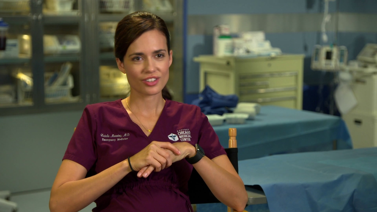 Chicago Med: Torrey Devitto On Her Character