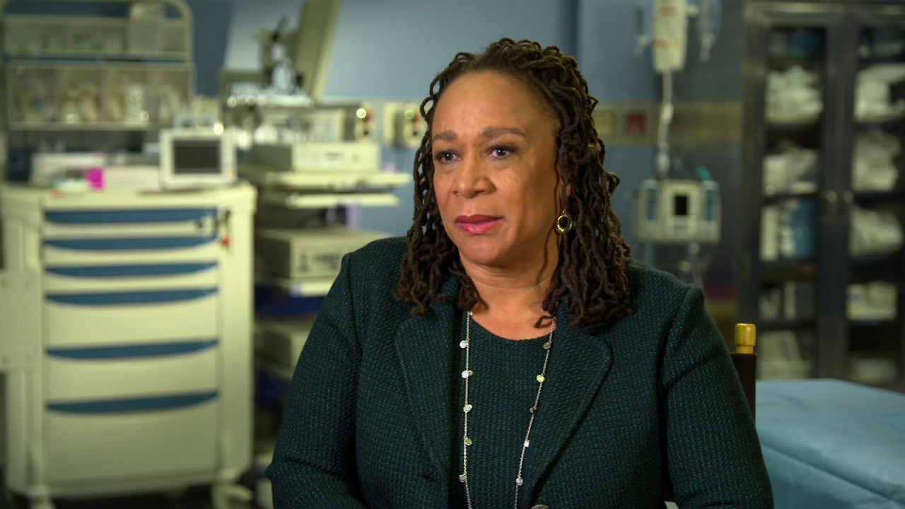 Chicago Med: S. Epatha On The Series