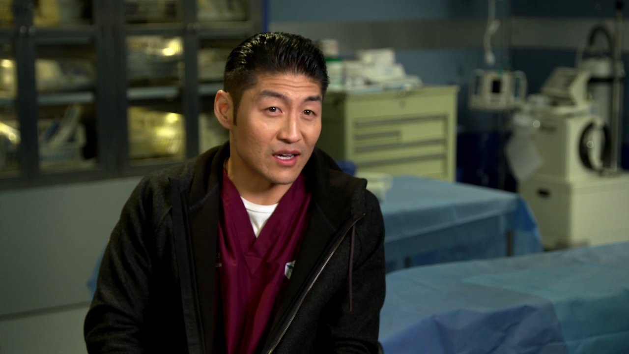 Chicago Med: Brian Tee On His Character