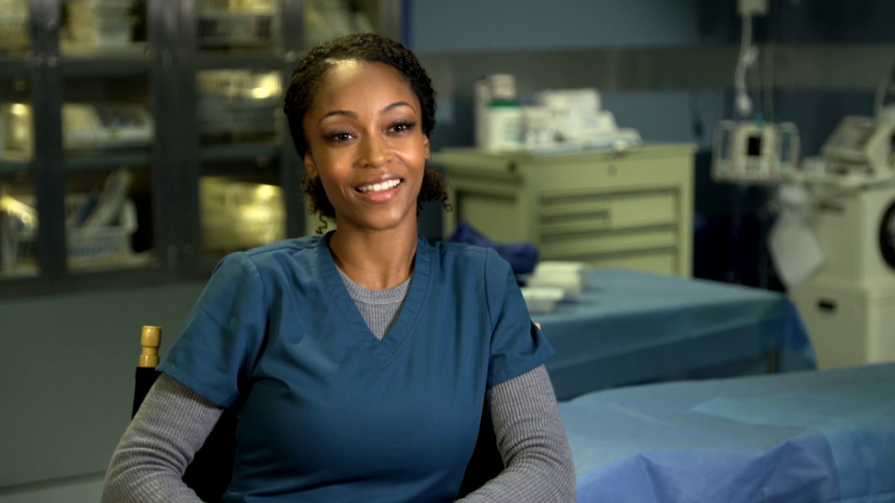 Chicago Med: Yaya Dacosta On Her Character