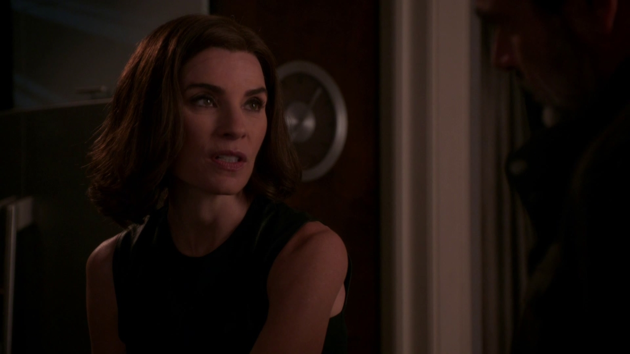 The Good Wife: It Cuts Down On Costs