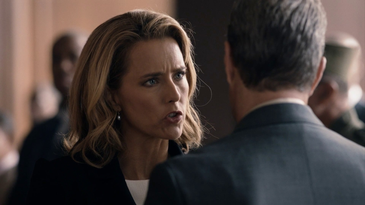 Madam Secretary: You Say You Want A Revolution