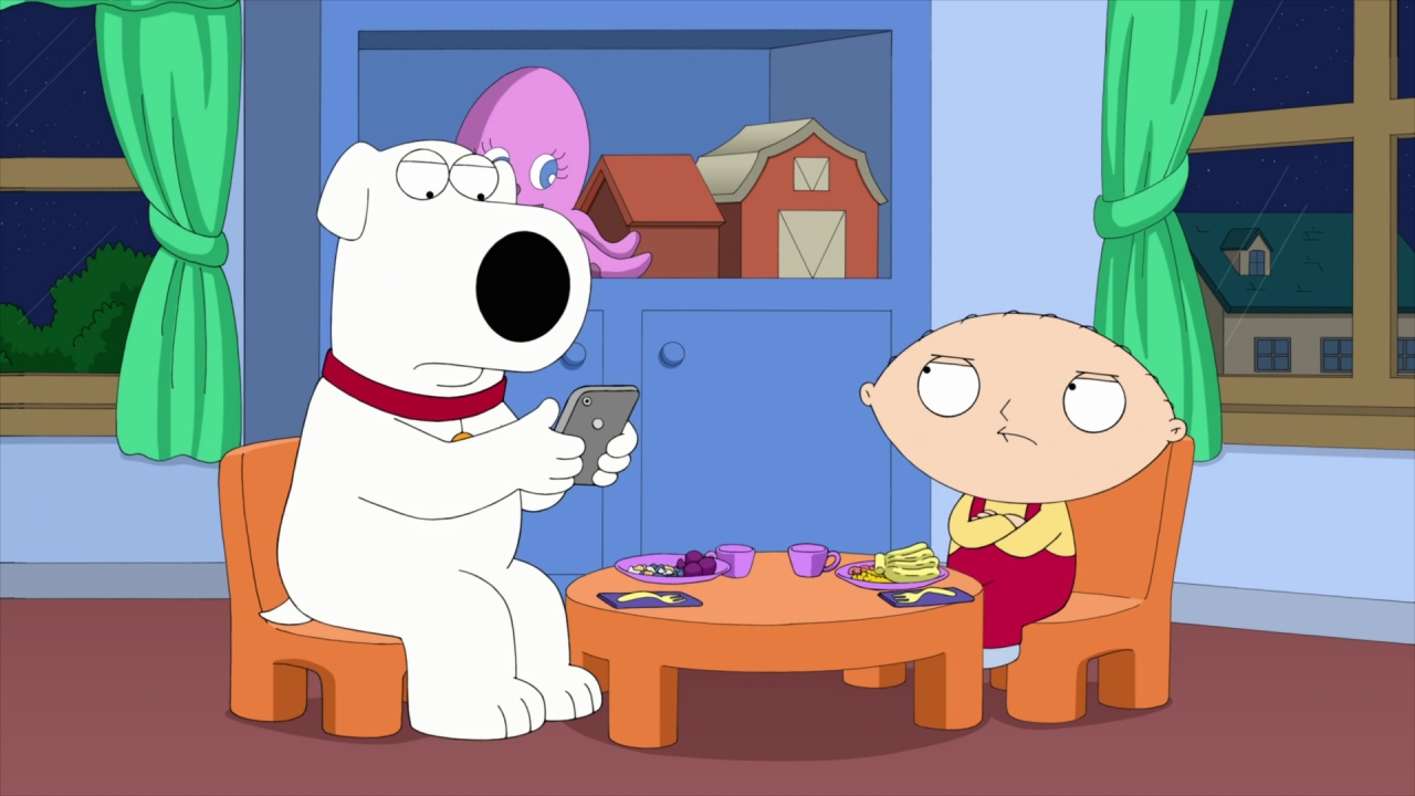 Family Guy: Stewie Is Enceinte