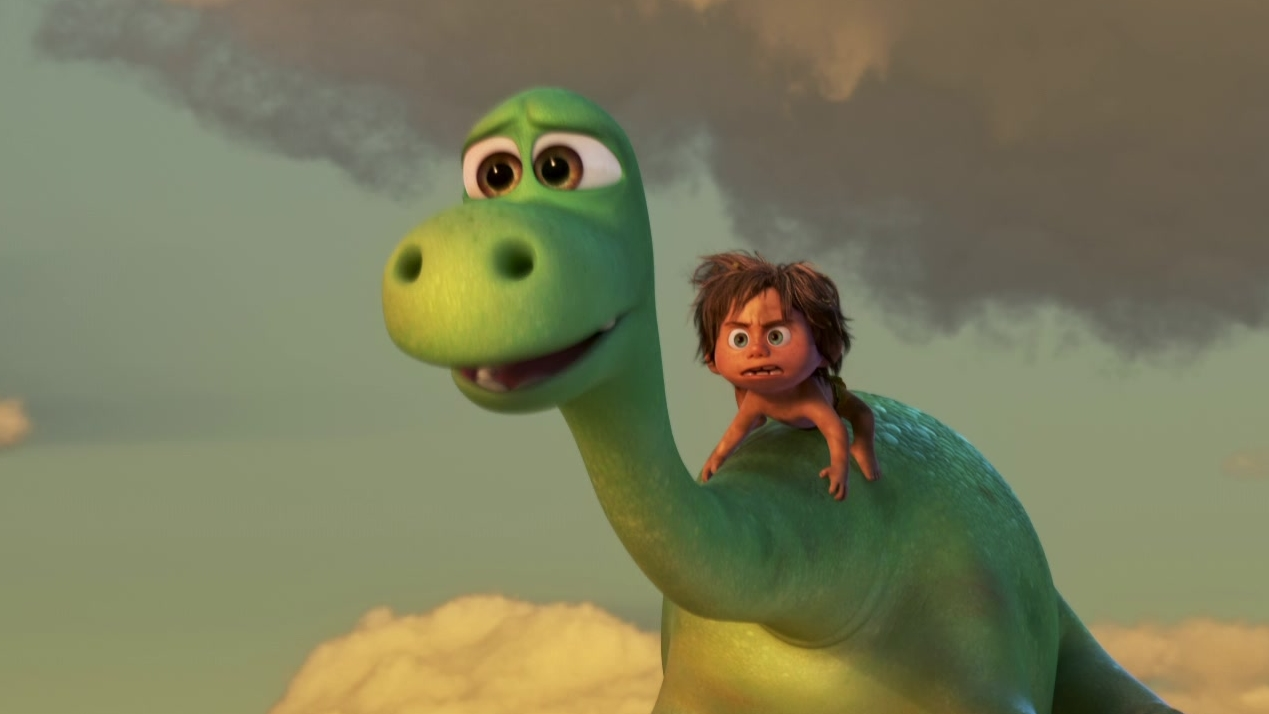 The Good Dinosaur: Roar