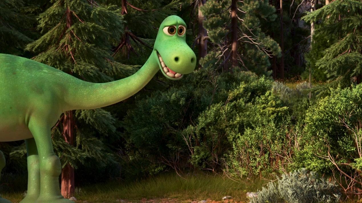 The Good Dinosaur: Gophers