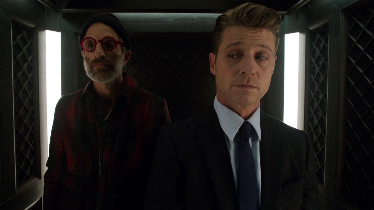 Gotham: He Just Tried To Kill Me