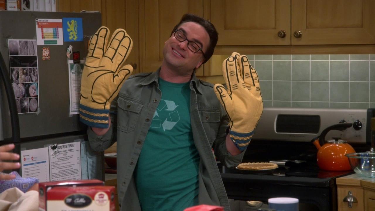 The Big Bang Theory: The Platonic Permutation