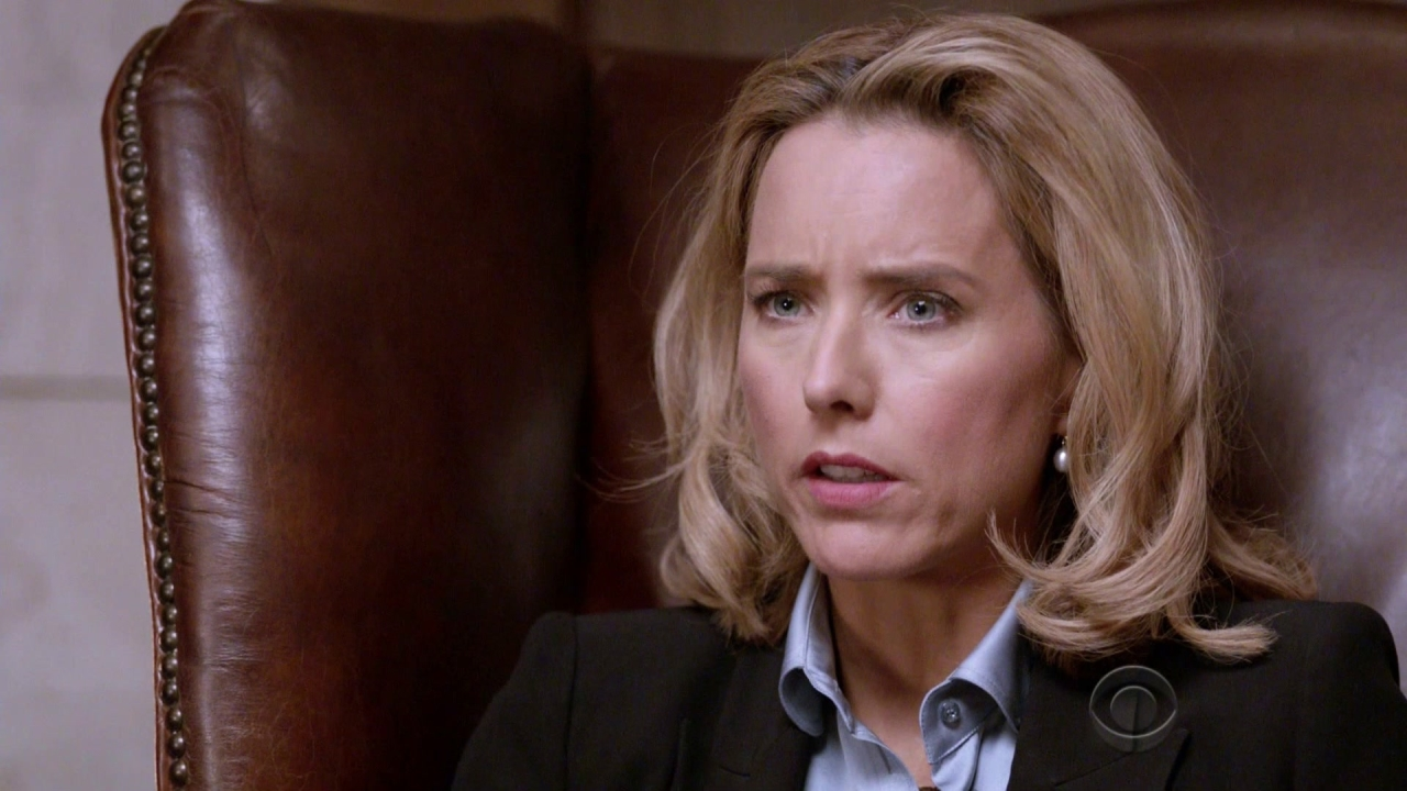Madam Secretary: Lights Out