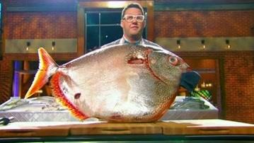 Masterchef Junior: Fileting A Fish