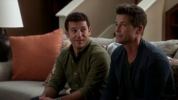The Grinder: Talk To Me