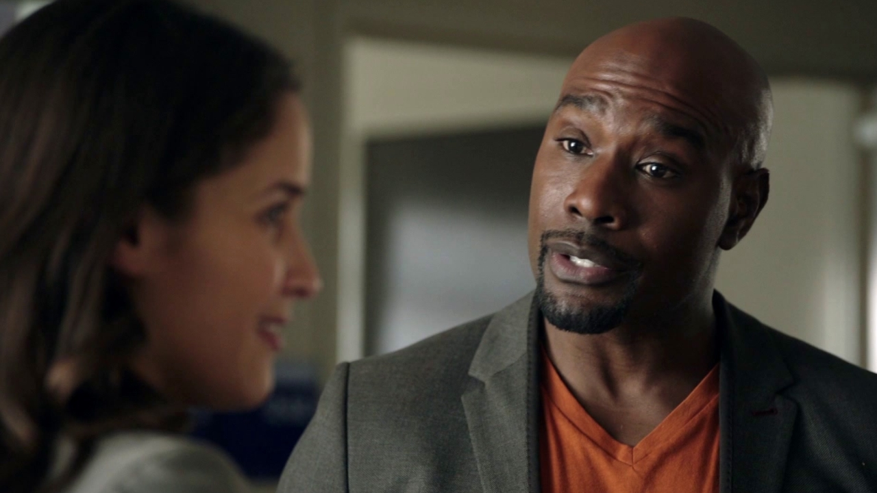 Rosewood: Keep That Arm Elevated