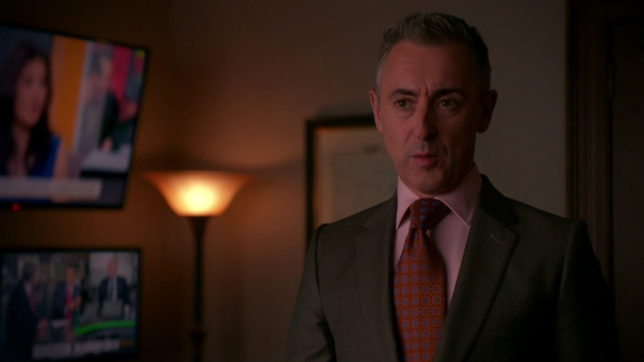 The Good Wife: She Touched His Arm