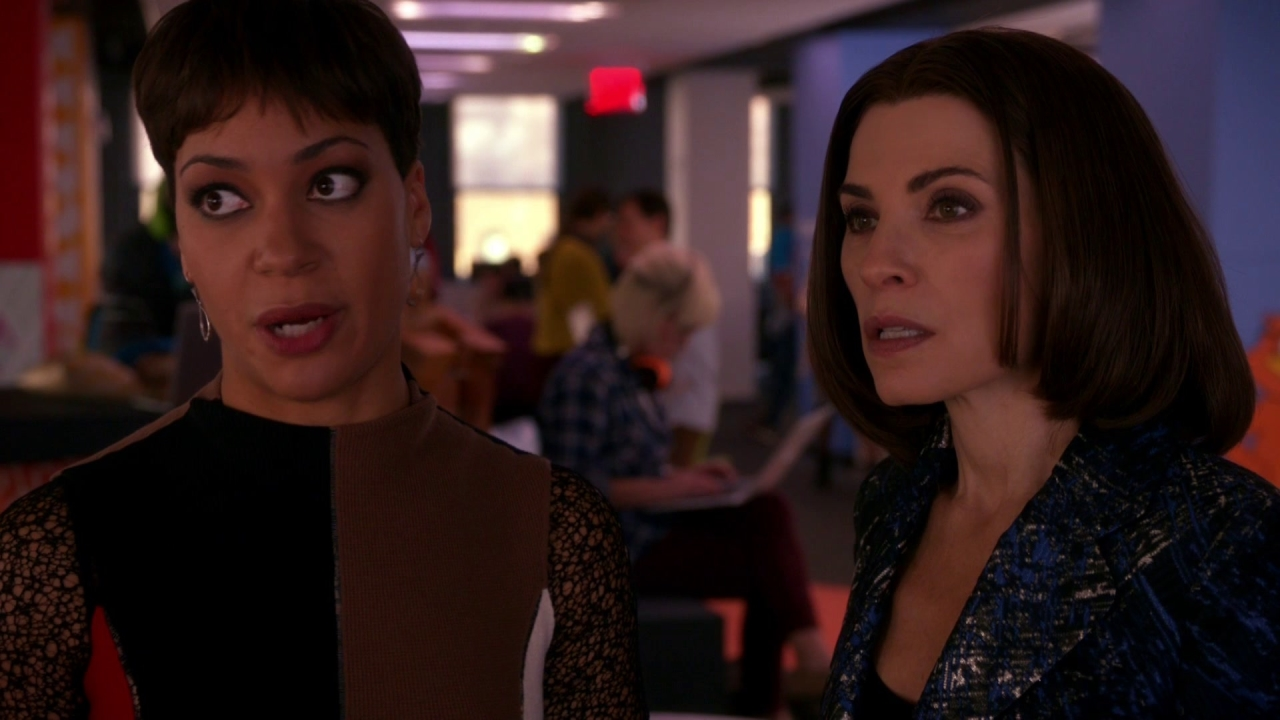 The Good Wife: The Animal Incident