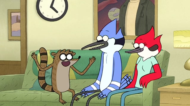 Regular Show: Crazy Fake Plan