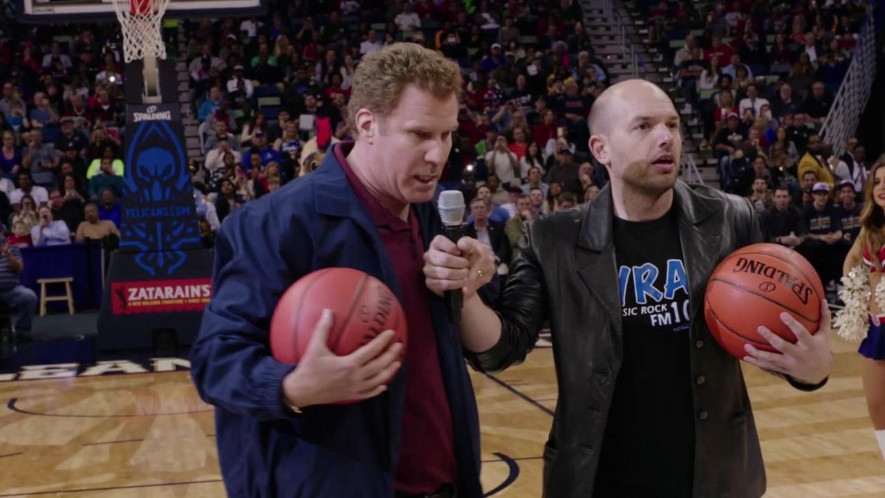 Daddy's Home: Basketball Shot
