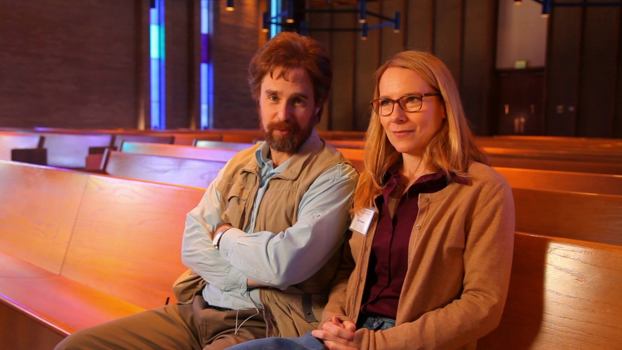 Don Verdean: Sam Rockwell And Amy Ryan On Their Characters