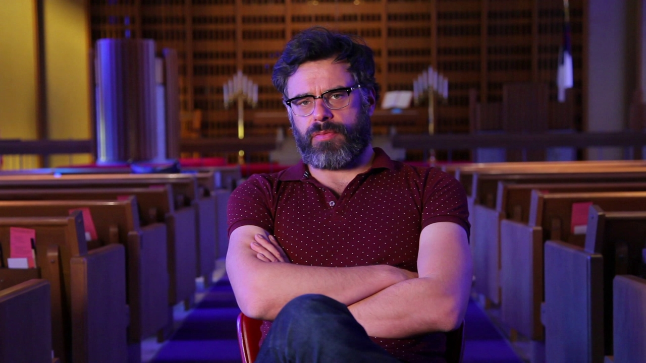 Don Verdean: Jemaine Clement On His Character
