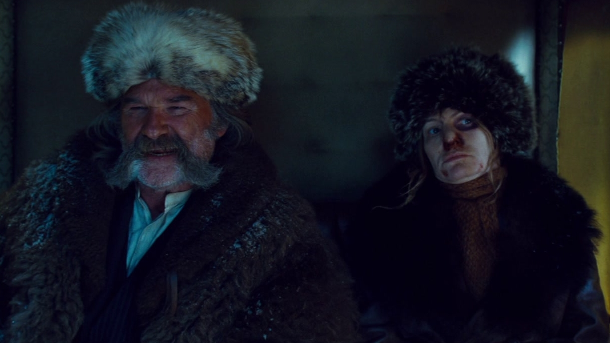The Hateful Eight: You All Saved Me