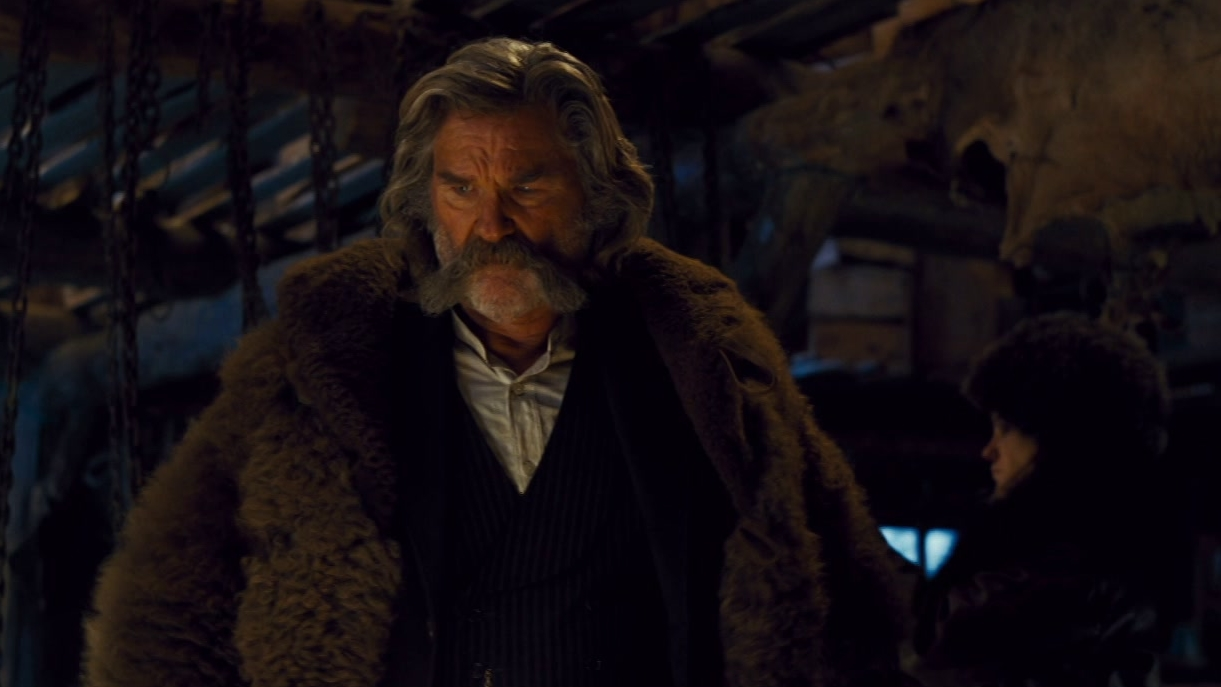 The Hateful Eight: My Life Story