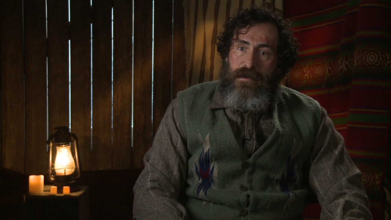 The Hateful Eight: Demian Bichir On Reading The Script