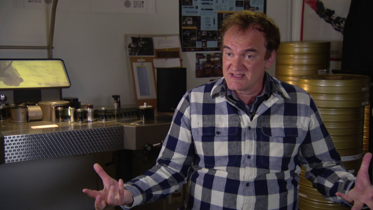 The Hateful Eight: Quentin Tarantino On The History Of Roadshows