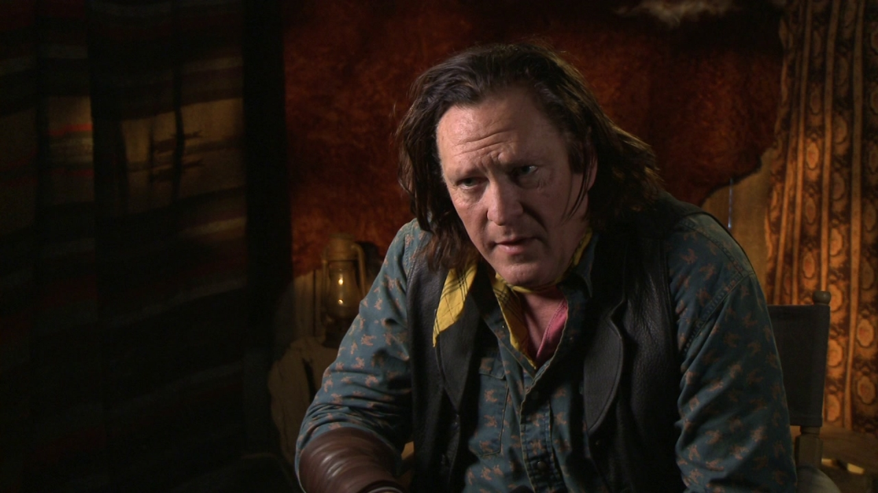 The Hateful Eight: Michael Madsen On Getting The Script For The First Time