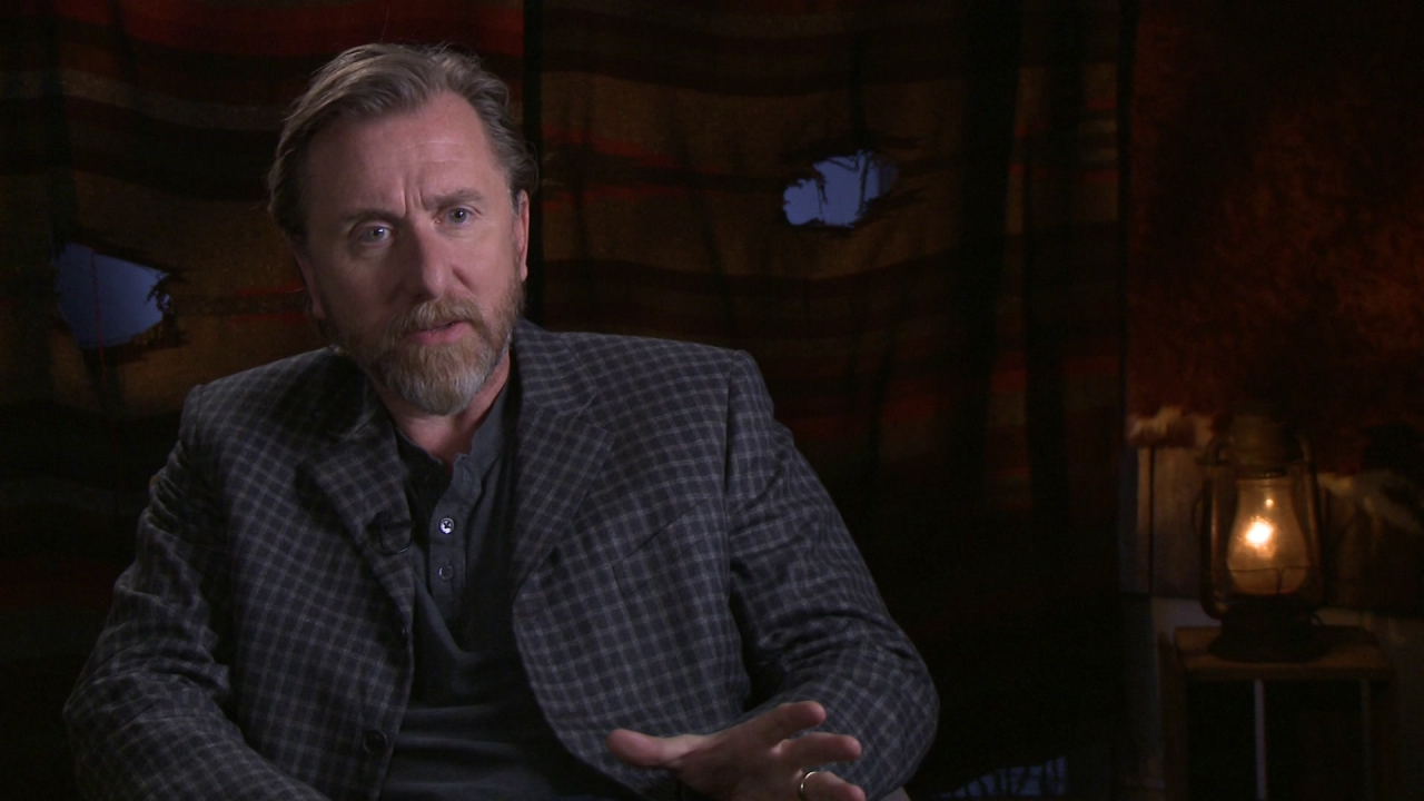 The Hateful Eight: Tim Roth On Working With Quentin's Dialogue