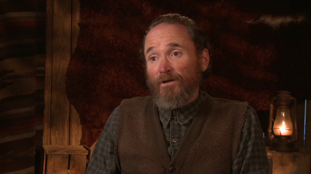 The Hateful Eight: James Parks On Being Cast In The Film