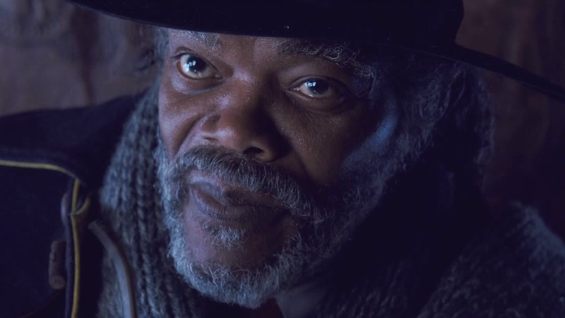 The Hateful Eight: Ensemble (Featurette)