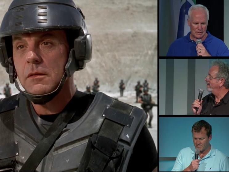 Starship Troopers (Best Of RiffTrax)