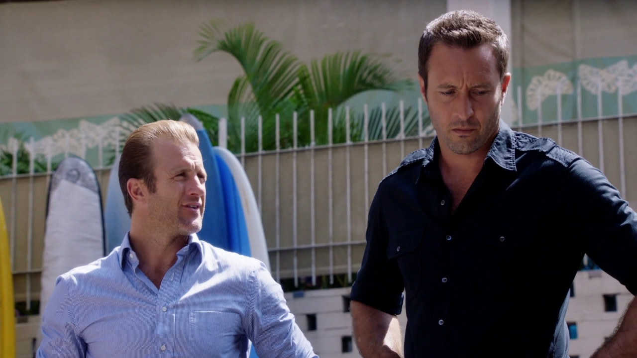 Hawaii Five-0: Let Him Speak