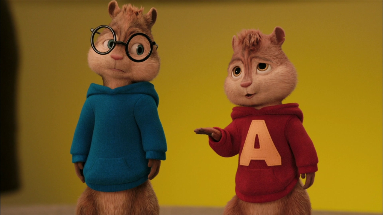 Alvin And The Chipmunks: The Road Chip: Real Smooth