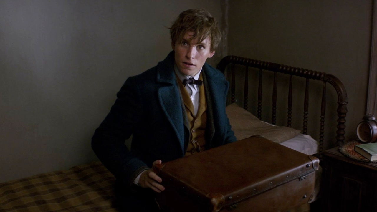 Fantastic Beasts And Where To Find Them (International Trailer 1)