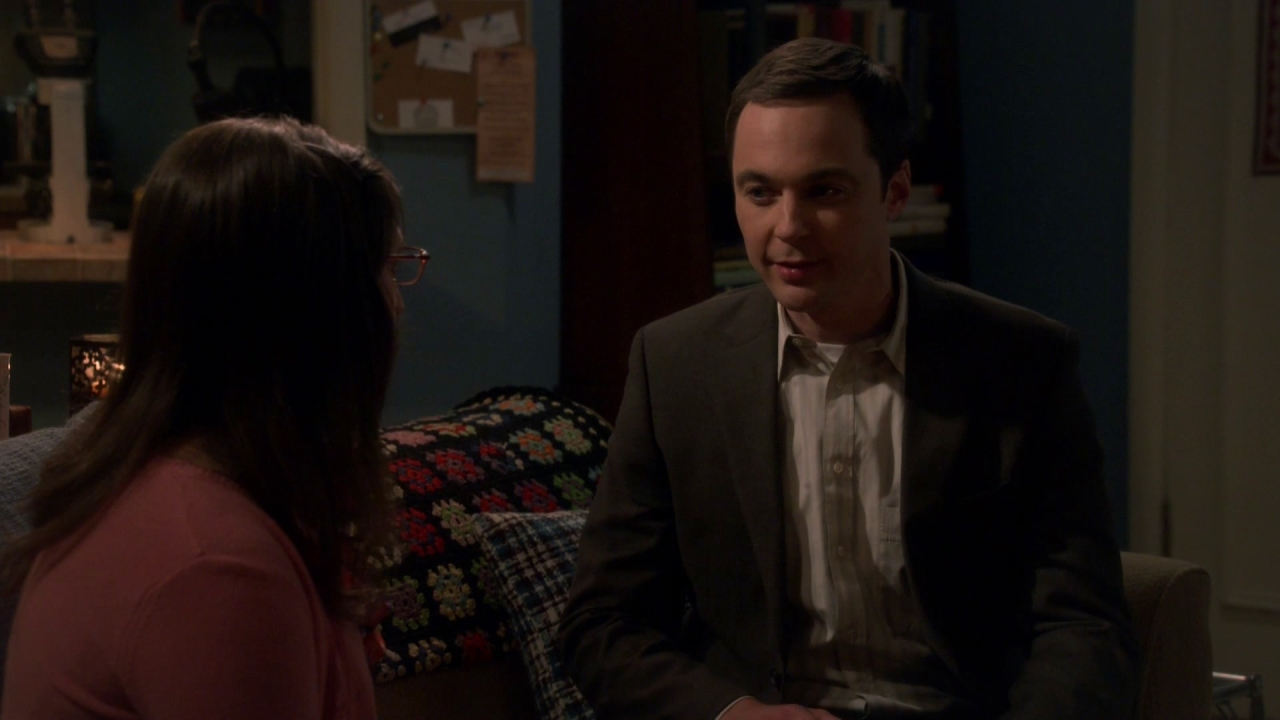 Big Bang Theory: What Did You Have In Mind?