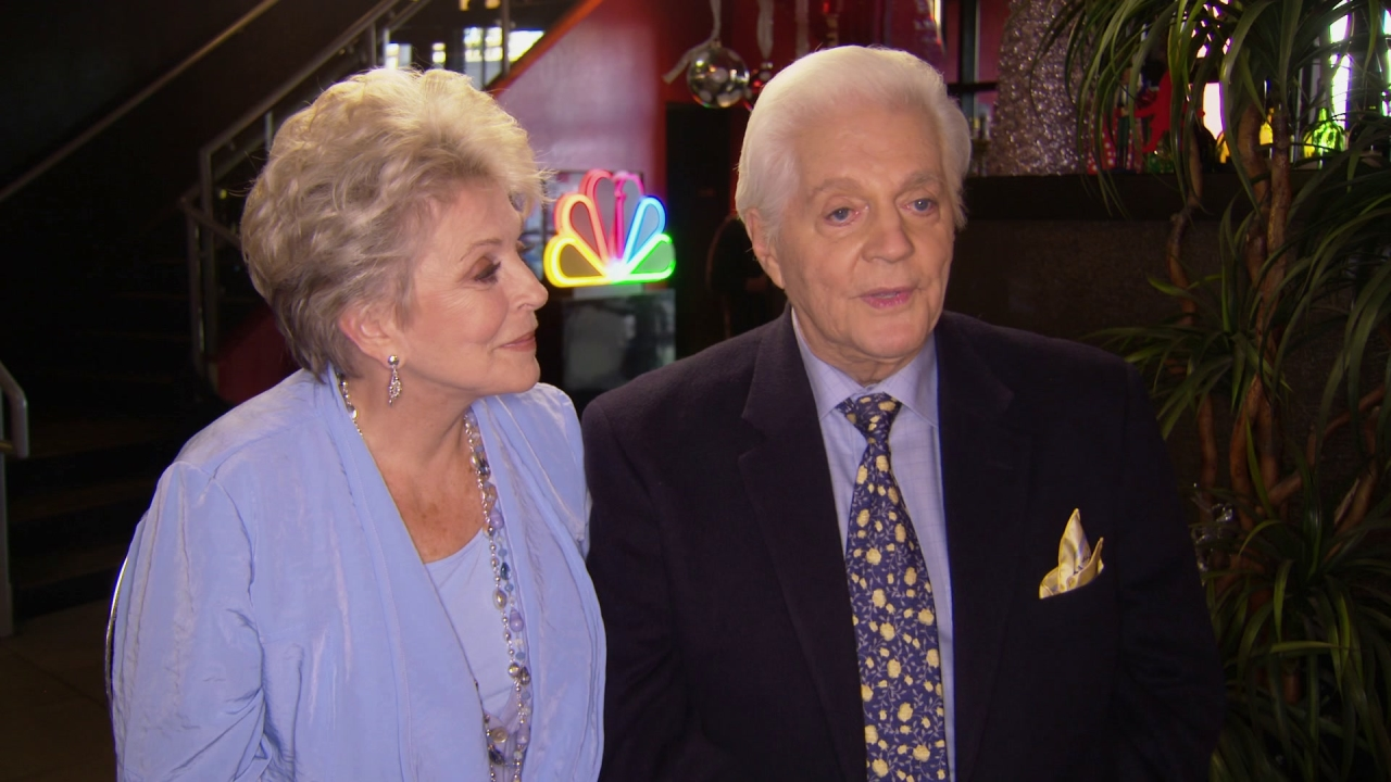 Days Of Our Lives: 50th Anniversary: Susan Hayes And Bill Hayes