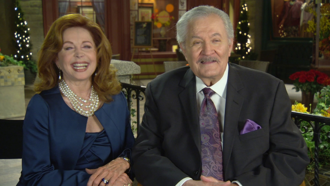 Days Of Our Lives: 50th Anniversary: Suzanne Rogers & John Aniston